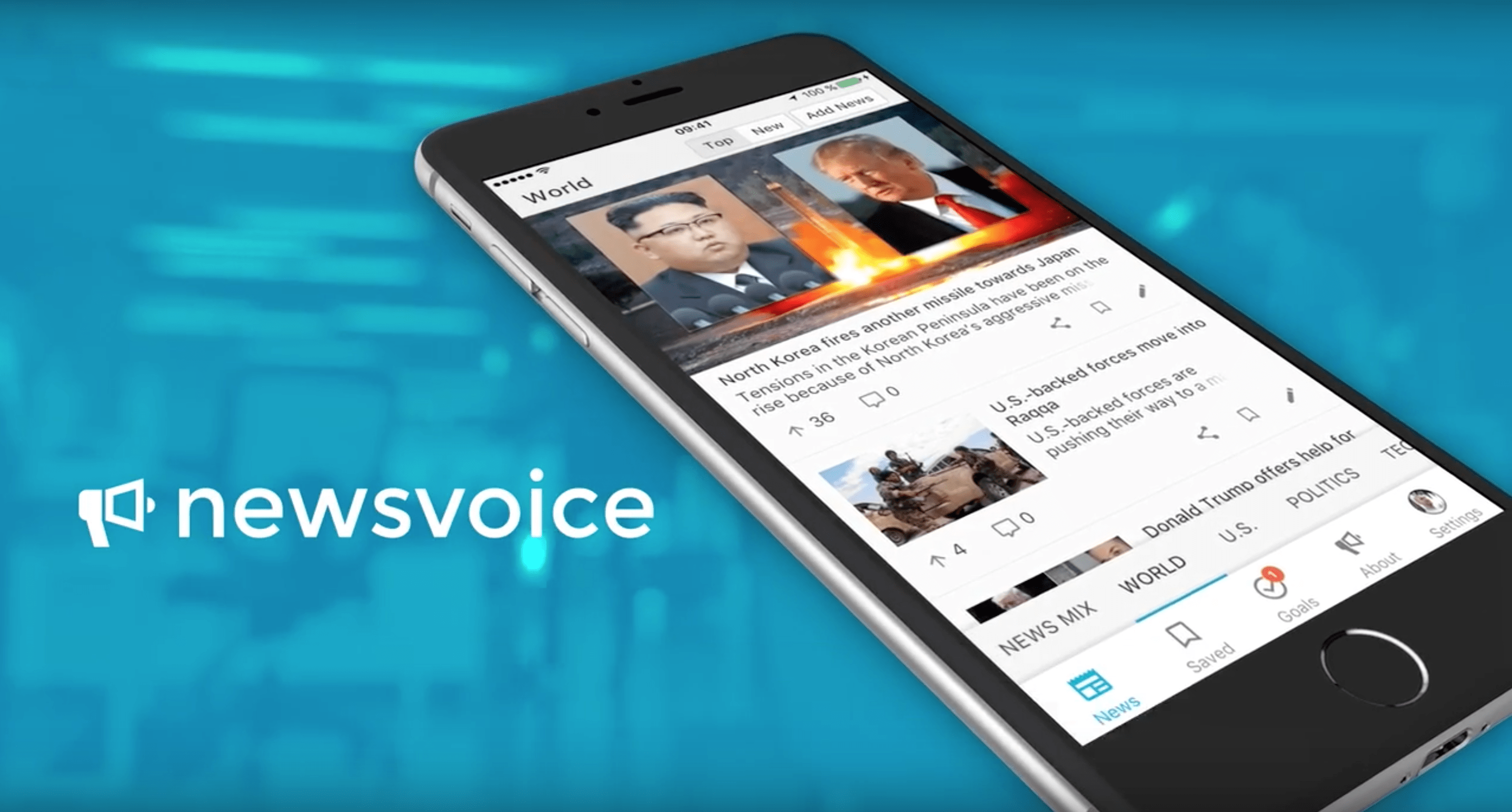 Newsvoice may change the way we consume media