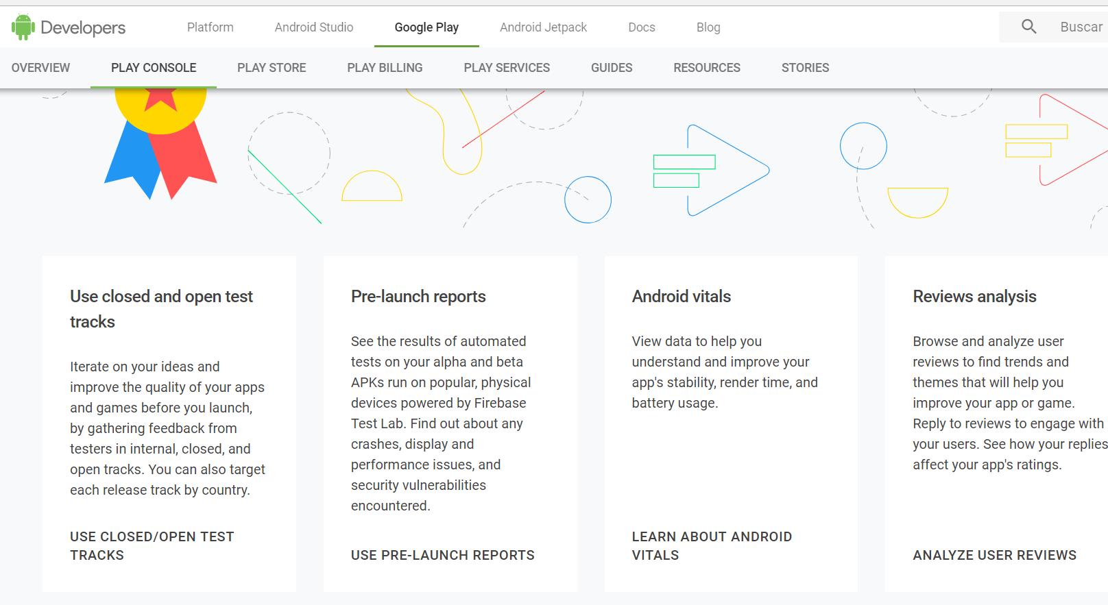 Cómo organizar tu equipo de desarrollo en google play