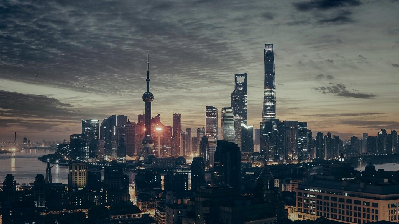 shangai, capital de china