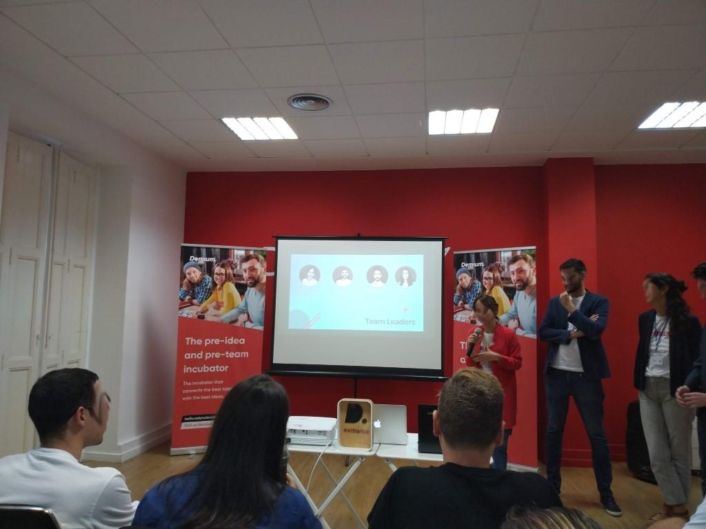 demium startups presentation