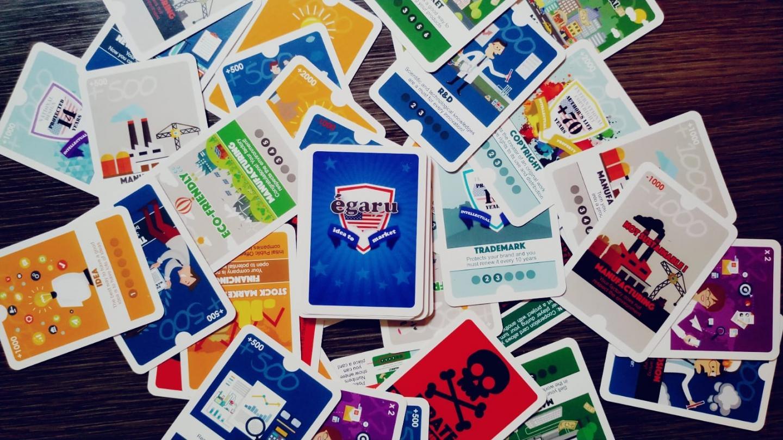 Aprende a montar tu startup con un juego de cartas.