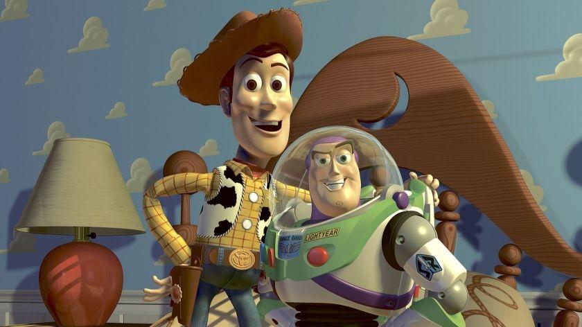 Esta genial campaña promocional de Toy Story 4