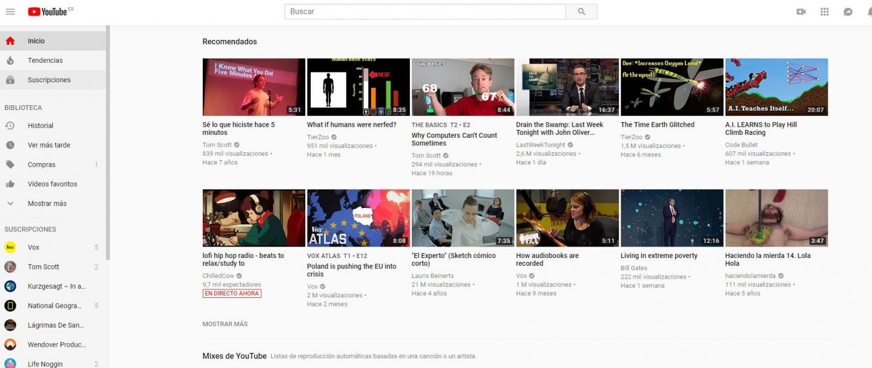 ¿Y si youtube cierra en Europa?